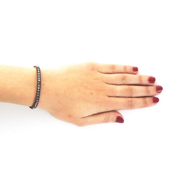 bracelet canyon oxyde de zirconium canyon bijoux b4306 vente de bijoux de cr ateurs taratata. Black Bedroom Furniture Sets. Home Design Ideas