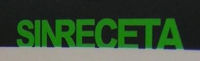 Sin Receta Logo