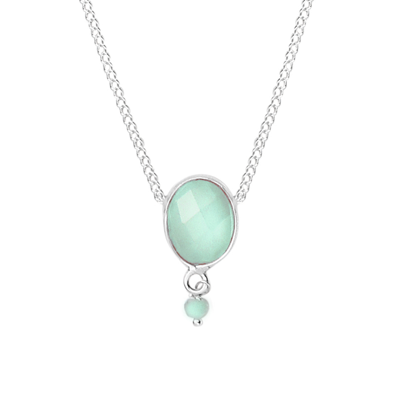 collier argent canyon